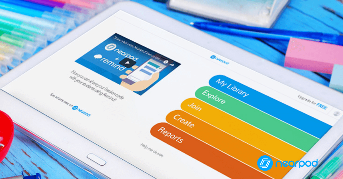 10 Ways to Use Nearpod in the Classroom - Nearpod Blog