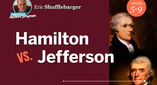 My favorite nearpod lesson hamilton vs jefferson nearpod blog ccuart
