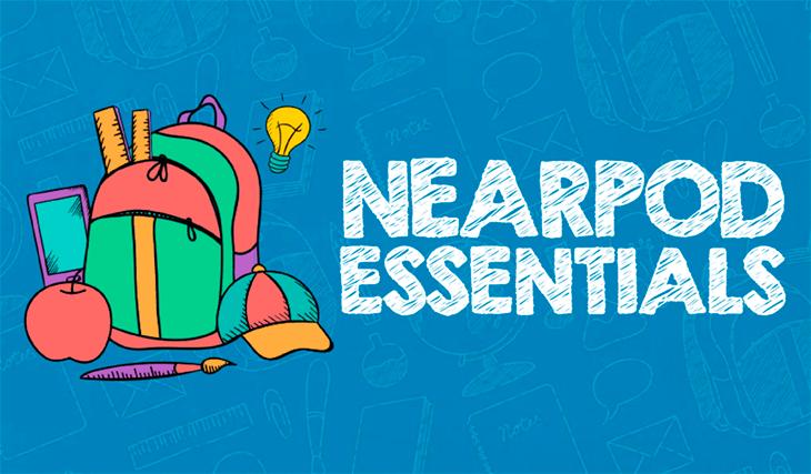Nearpod Essentials cover