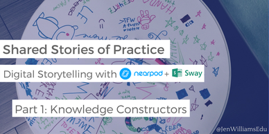 Storytelling with Nearpod and Sway