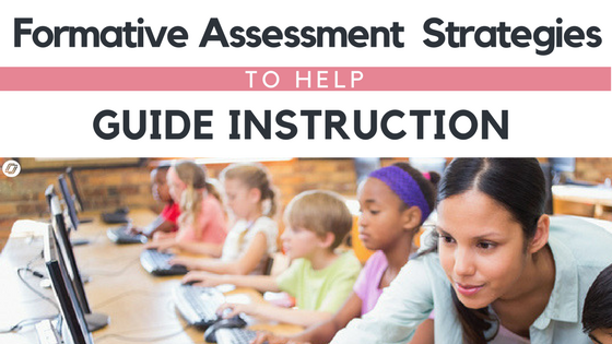 Find formative assessment strategies in this blog post as well as an edtech tool to integrate technology in the classroom.