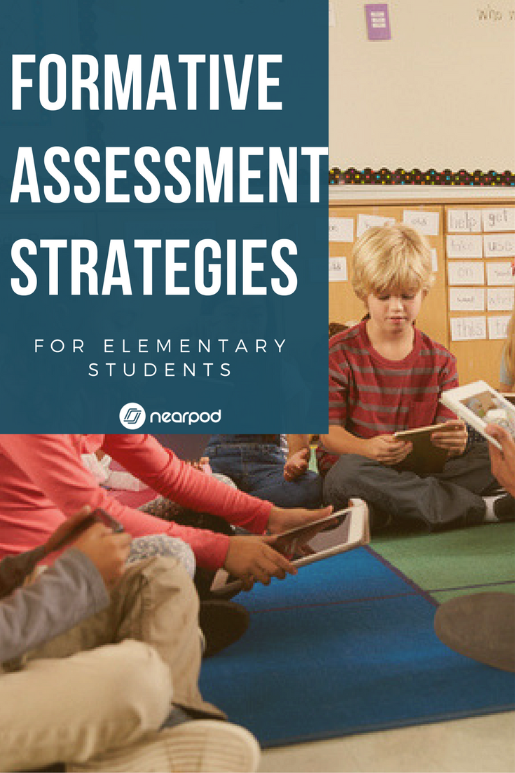 Formative assessment record keeping can be daunting. Read these formative assessment ideas for the elementary classroom. Nearpod enhances technology in the classroom to ease lesson plans. You're sure to gain formative assessment strategies with this post.