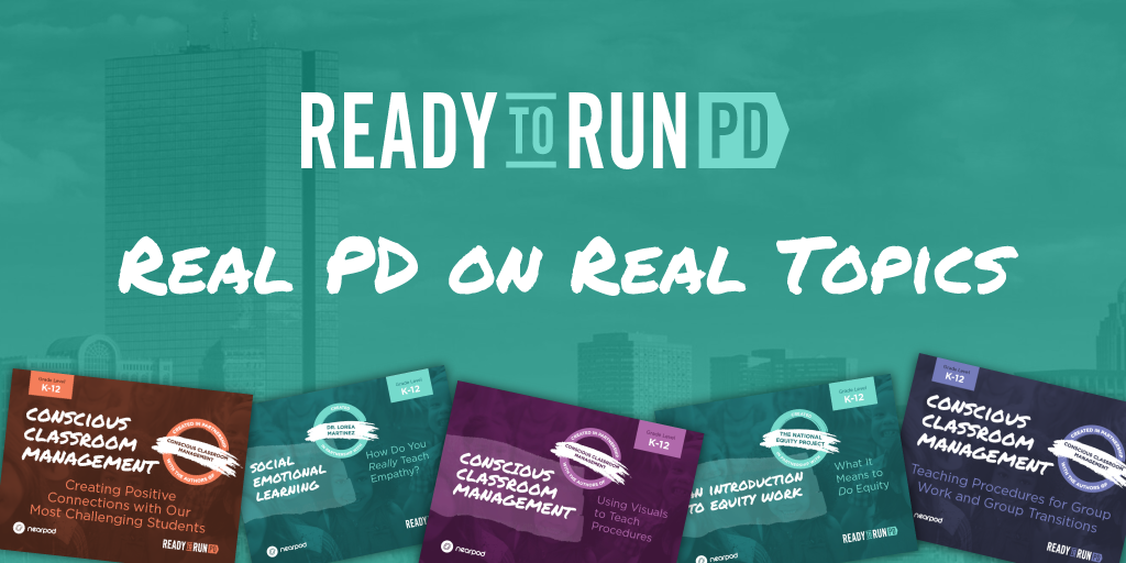 Get The Best Teacher Professional Development And Run With It
