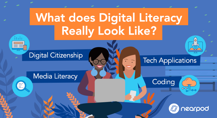 What does Digital Literacy Really Look Like?