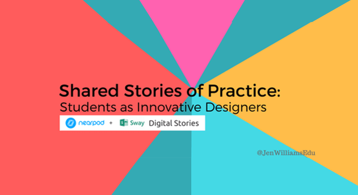 Shared Stories of Pedagogical Practice – Part 2: Innovative Designers