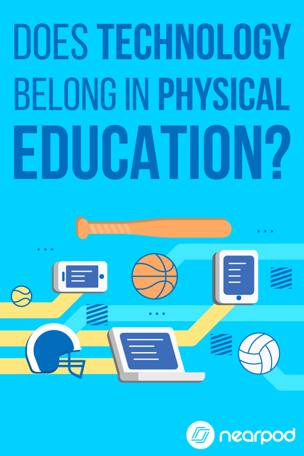 Physical education teacher looking to see if technology in the classroom is right for you? Snag these classroom activities.