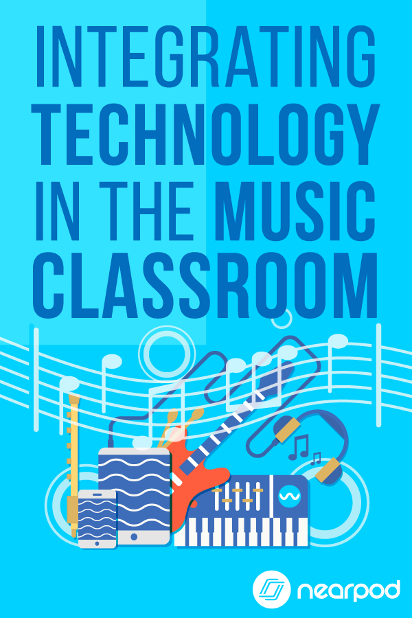Music teachers can integrate technology in the classroom if they have the support and lesson plans. Read the fine arts activities that include technology in the music classroom! Snag bite-size ways to integrate music and technology from two music teachers.