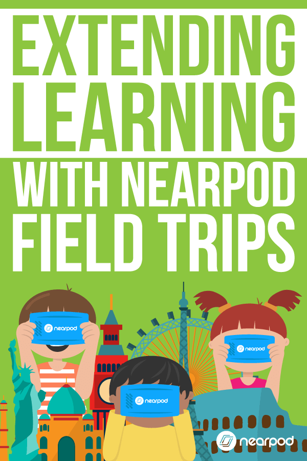 Virtual reality in the classroom is possible and it's okay to have an intentional and instructional purpose. Nearpod's VR does just that! Check it out!