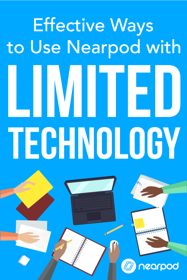 Are you not 1:1 with technology in your classroom? Whether you're a BYOD classroom or looking to freshen of integrating in the classroom - snag these ideas!
