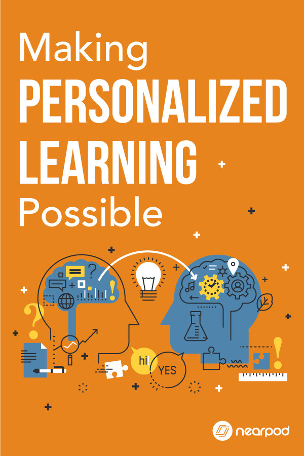 Promote a personalized learning classroom with these classroom activities for elementary, middle and high school.