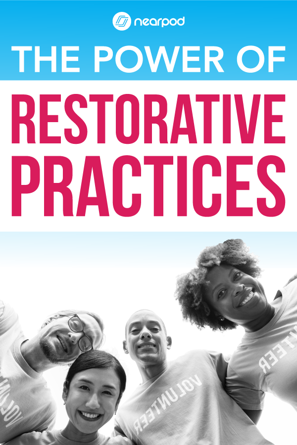 There are many myths and working definitions of restorative practices. If you remember only one thing, remember this: restorative practices are fundamentally about building relationships and strengthening community. | classroom culture | classroom management ideas and resources