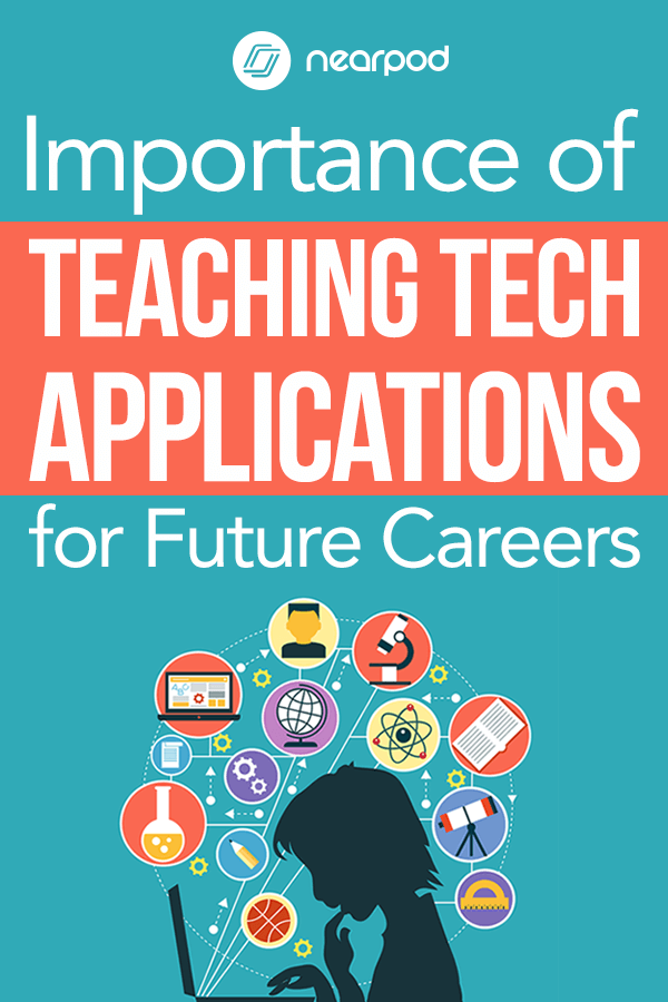 We must teach for the world students live in. Technology application lessons are so important to teach for future careers. | Technology in the classroom lesson ideas and activities | college and career readiness activities|