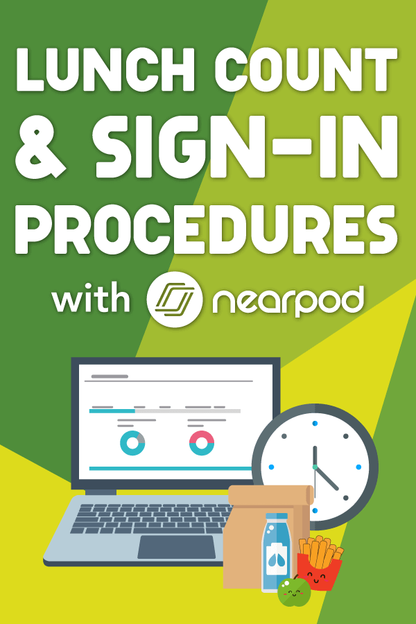 Nearpod can be used core classroom subjects. Leverage technology in the classroom to strengthen classroom management and procedures to make your life easier!