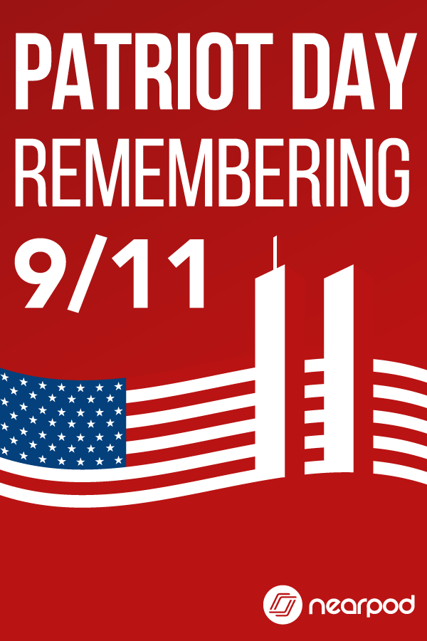 Honor Patriot Day on September 11th with these Patriot Day activities that integrate technology in the classroom.