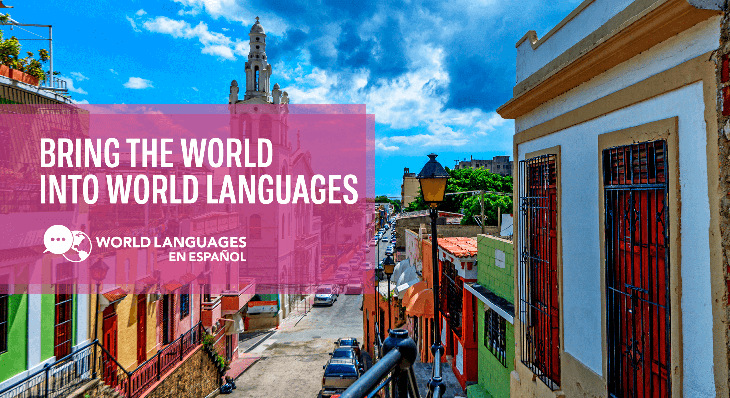Announcing: World Languages en Español!