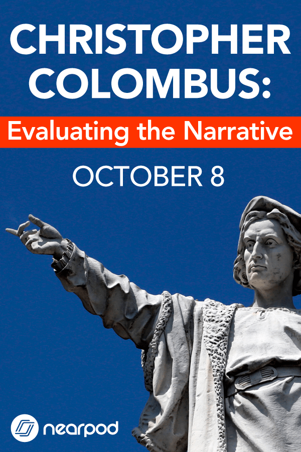 Christopher Columbus activities intended to aim away from historical bias, it is important to teach history that goes beyond traditional narratives. Indigenous Peoples Day   Technology in the Classroom.