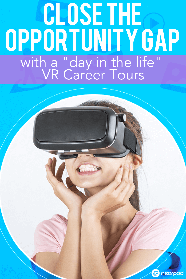 Nearpod VR Career Tours