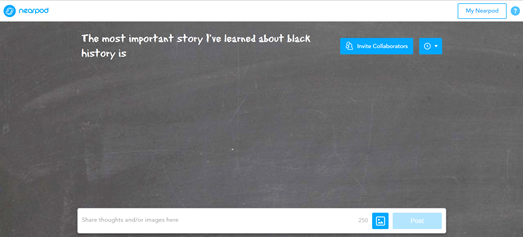 Black History Month in the classroom Nearpod 1