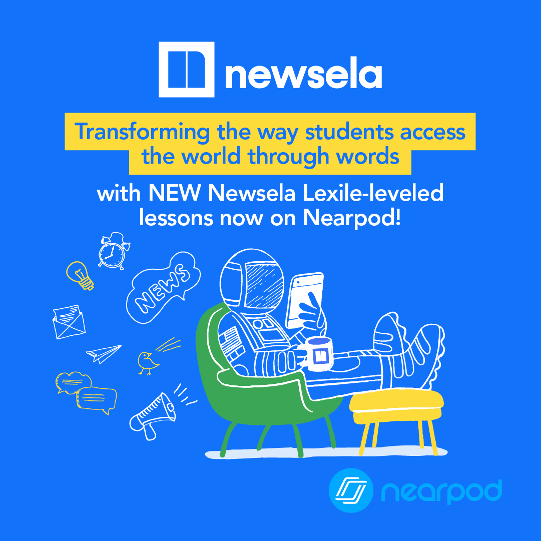 Newsela Nearpod