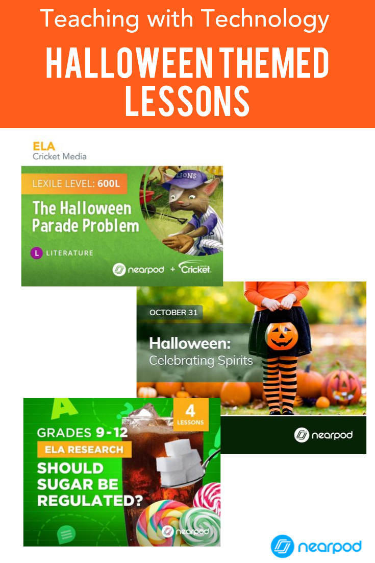 Halloween-lessons-technology