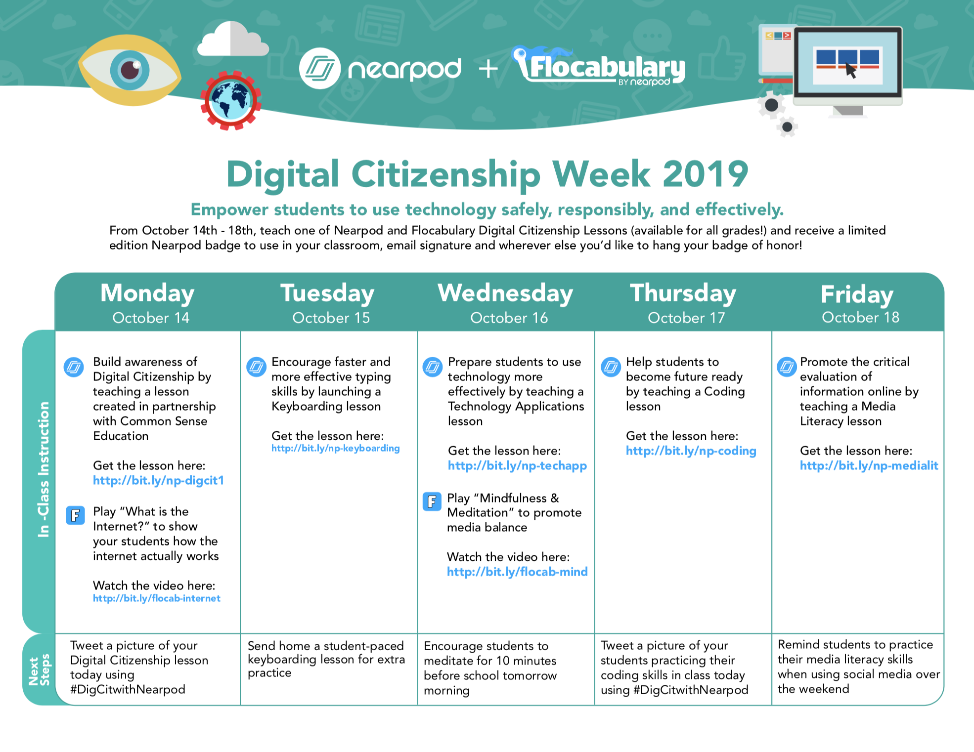 digital-citizenship-week-lessons-free