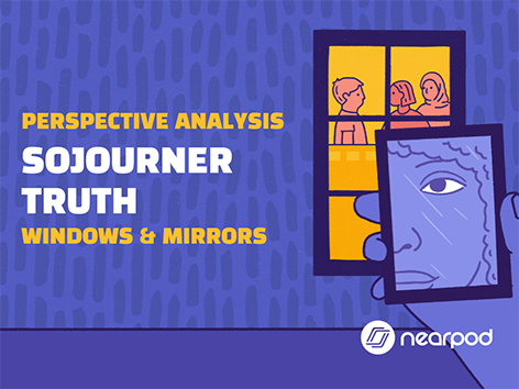 Sojourner Truth Nearpod lesson