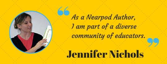 For teachers by teachers: The Nearpod Authors Program