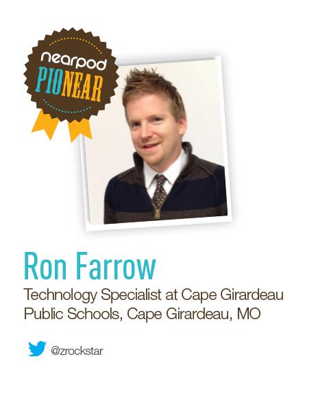 Ron Farrow