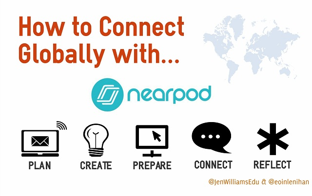 Nearpod Global Connect Graphic