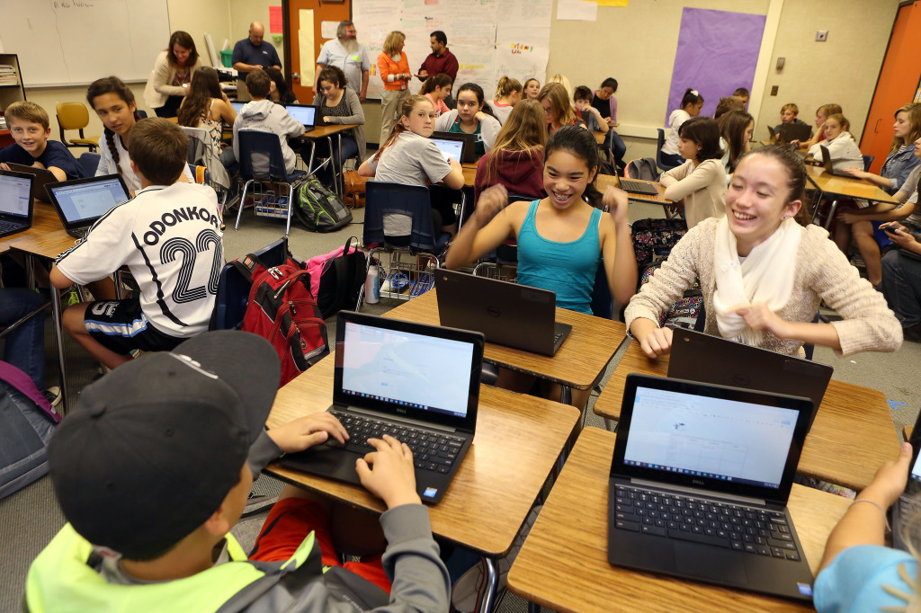 Rick Meyer Flips His Classroom And Engages His Students With Nearpod For Google Chrome