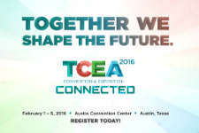 Honoring TCEA's 2016 Classroom Teacher of the Year