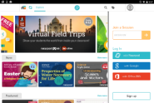 Revolutionize your classes with the new Nearpod Android app!