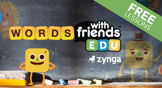 Nearpod and Words With Friends EDU: Teaching Literacy has never been this fun!